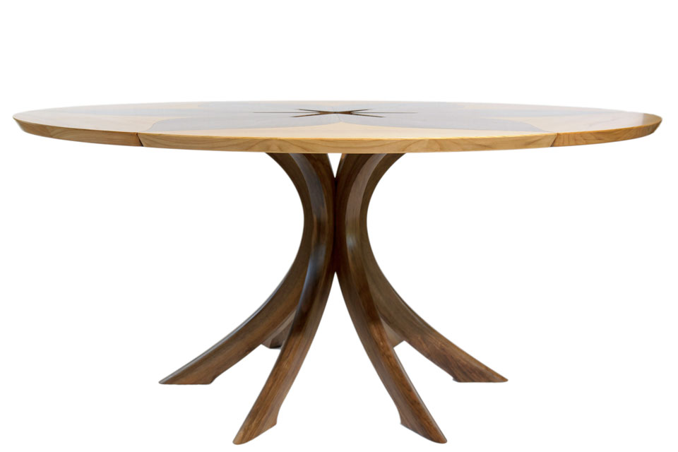 Table - side view