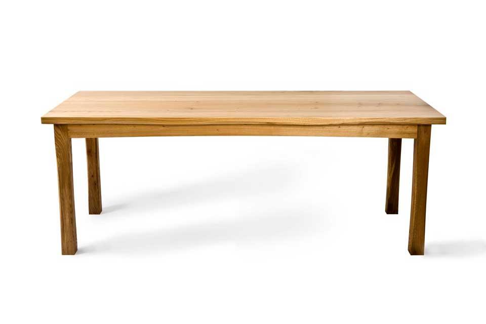 Bespoke Elm Dining Table