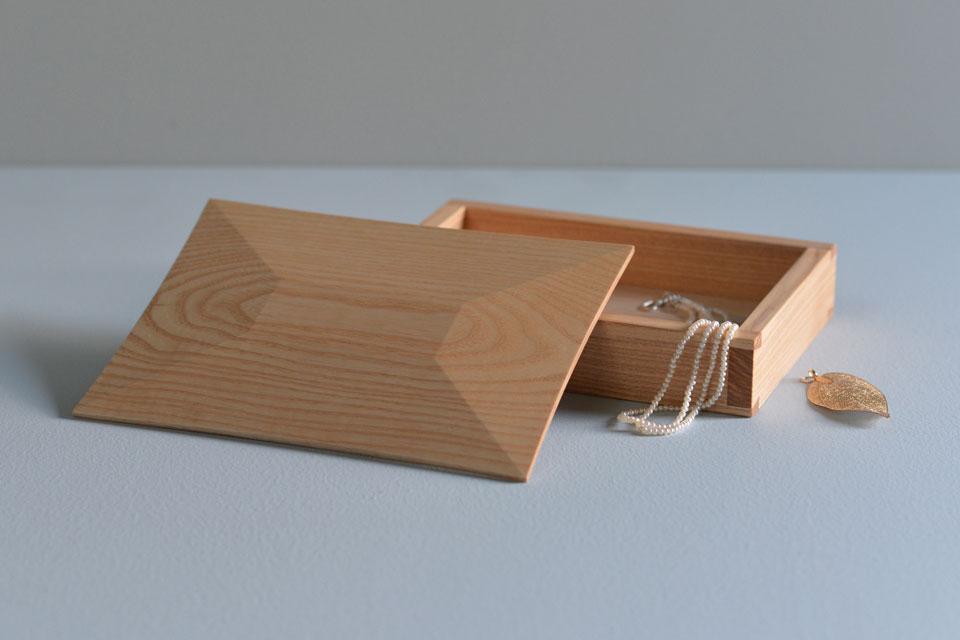 Keepsake Box - Open