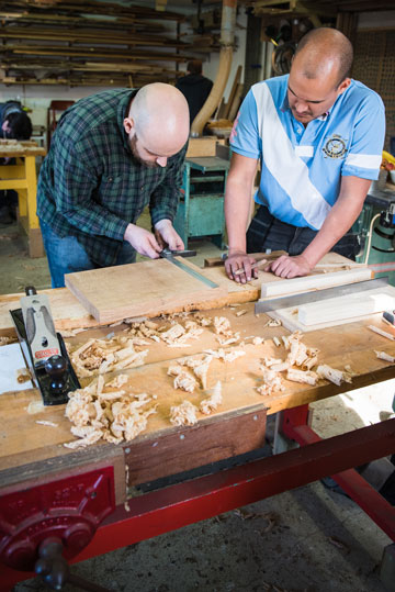 furniture making course training