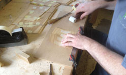 Laminating and Veneering Course