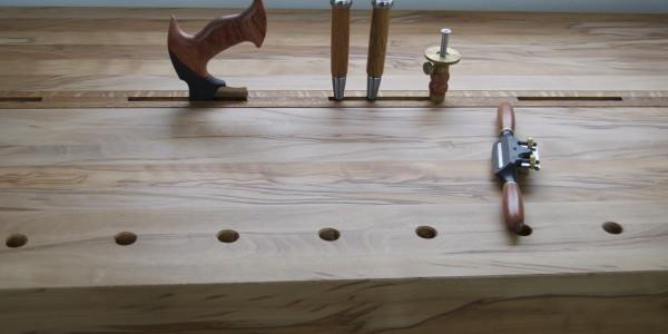Moroubo Woodworking Bench