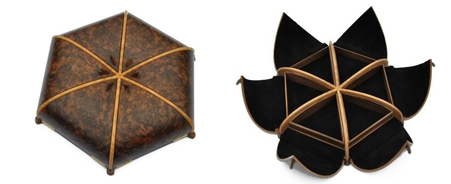 bespoke jewellery box