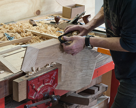 Gift Vouchers For Furniture Making Courses At Aidan Mcevoy